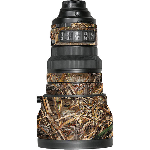 LensCoat Lens Cover for the Nikon 200mm VR Lens (Realtree Advantage Max5)