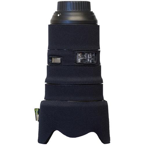 LensCoat Lens Cover for the Nikon 24-70mm f/2.8E VR (Black)