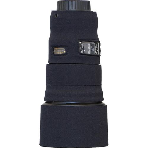 LensCoat Lens Cover for Nikon AF-S 300mm f/4E PF ED VR Lens (Black)
