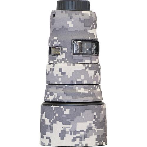LensCoat Lens Cover for Nikon AF-S 300mm f/4E PF ED VR Lens (Digital Camo)