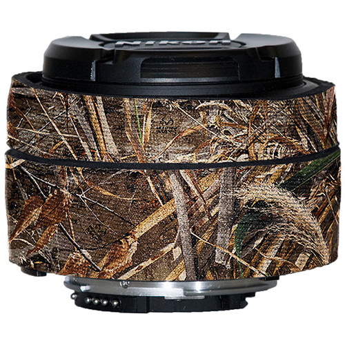 LensCoat Lens Cover for Nikon 50mm f/1.8D AF Lens (Realtree Max5)
