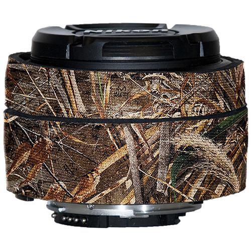 LensCoat Lens Cover for Nikon 50mm f/1.8D AF Lens (Realtree Max5)