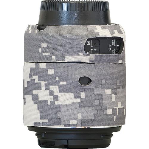 LensCoat Lens Cover for Nikon 55 - 200mm f/4-5.6 ED VR II Lens (Digital Camo)