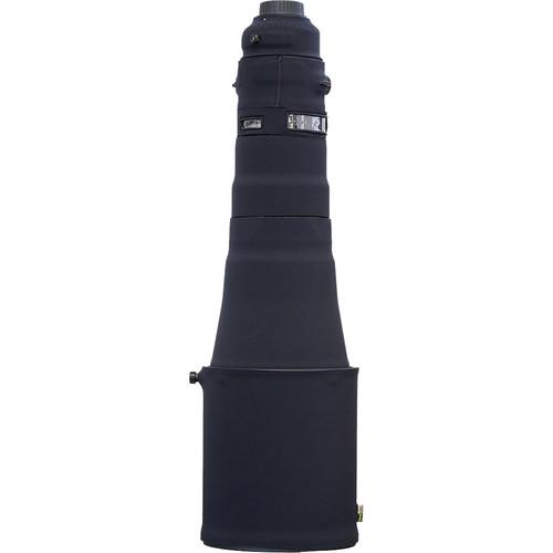 LensCoat Lens Cover for Nikon AF-S NIKKOR 600mm f/4E FL ED VR Lens (Black)
