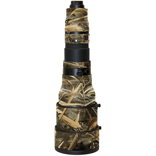 LensCoat Lens Cover for the Nikon AF-S Nikkor 600mm f/4G ED VR AF Lens (Realtree Max5)