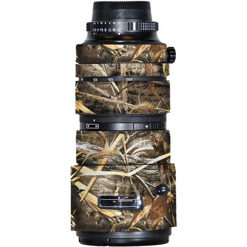 LensCoat Lens Cover for Nikon 80-200mm f/2.8 ED AF-D Lens (Realtree Max5)