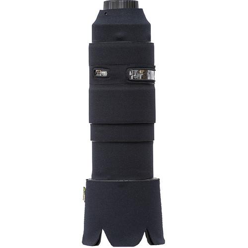 LensCoat Lens Cover for the Nikon 80-400mm f/4.5-5.6 VR AF-S Lens (Black)