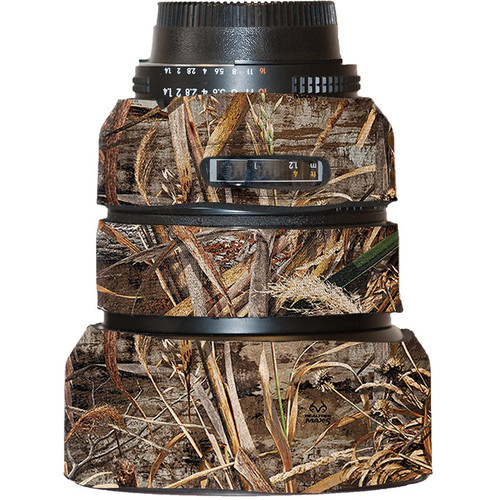LensCoat Lens Cover for Nikon 85mm f/1.4 D IF Lens (Realtree Max5)