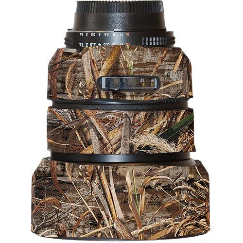 LensCoat Lens Cover for Nikon 85mm f/1.4 D IF Lens (Realtree Max5)