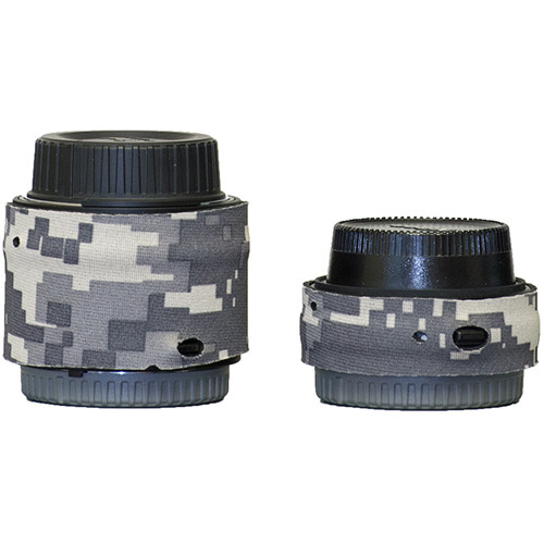 LensCoat Lens Cover for Nikon Teleconverter Set III (Digital Camo)