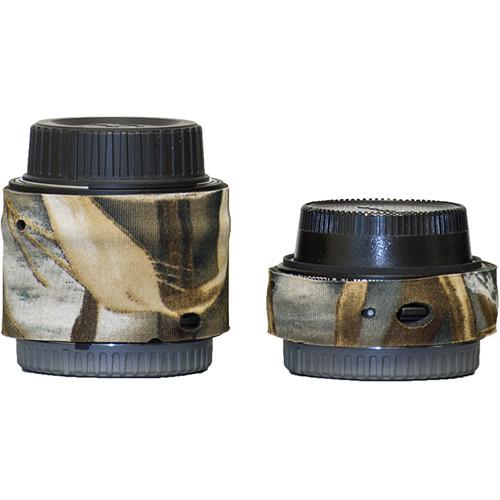 LensCoat Lens Cover for Nikon Teleconverter Set III (Realtree Max 4)