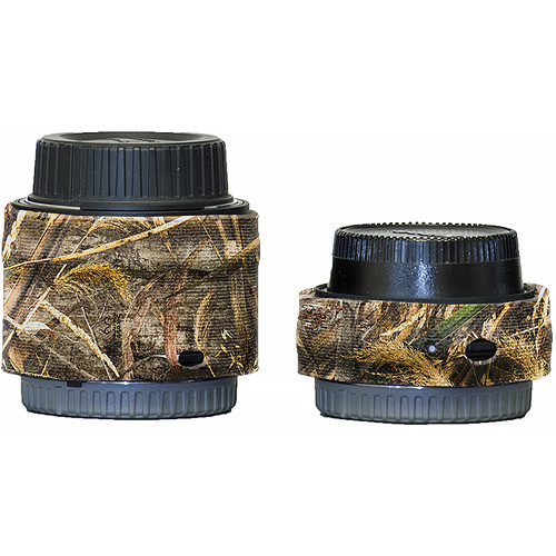 LensCoat Lens Cover for Nikon Teleconverter Set III (Realtree Max5)