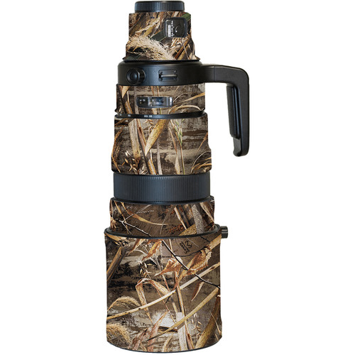 LensCoat Telephoto Lens Cover for Olympus 90-250mm f/2.8 Lens (Realtree Max 5)