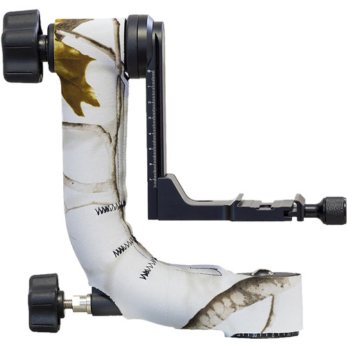 LensCoat Oben GH-30 Gimbal Head Cover (Realtree AP Snow)
