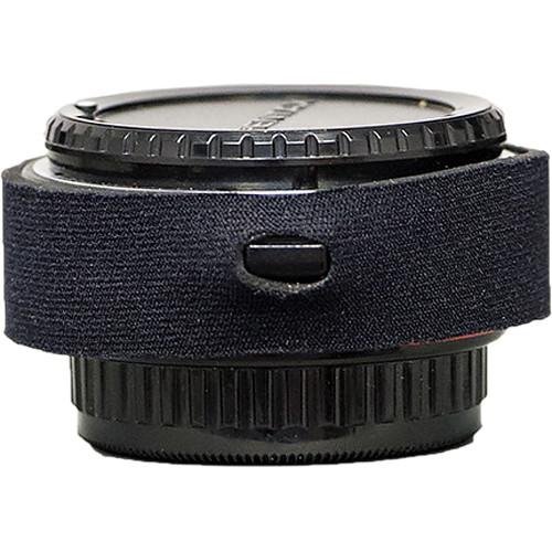 LensCoat Lens Cover for the Pentax DA 1.4 Teleconverter (Black)