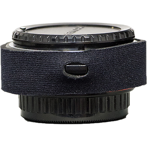 LensCoat Lens Cover for the Pentax DA 1.4 Teleconverter (Black)