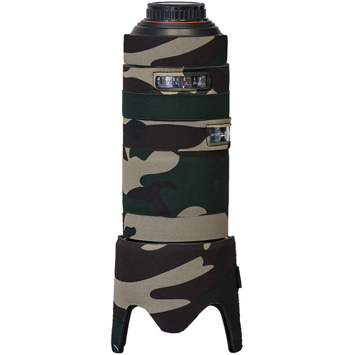 LensCoat for the Pentax D FA 70-200mm f/2.8 Lens (Forest Green Camo)