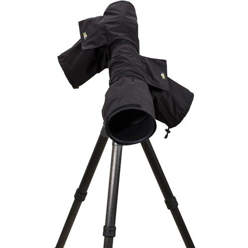 LensCoat RainCoat 2 Pro Camera Cover (Black)