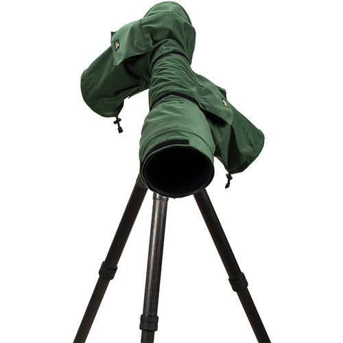 LensCoat RainCoat 2 Pro Camera Cover (Green)