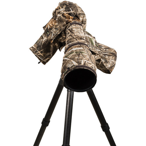 LensCoat RainCoat 2 Pro Camera Cover (Realtree Max4)