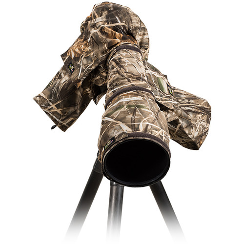 LensCoat RainCoat 2 Pro Camera Cover (Realtree Max5)