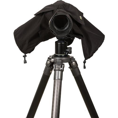 LensCoat RainCoat 2 Standard Camera Cover (Black)