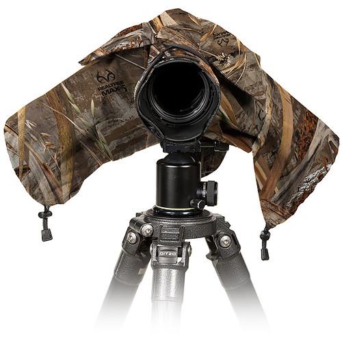 LensCoat RainCoat 2 Standard Camera Cover (Realtree Max5)