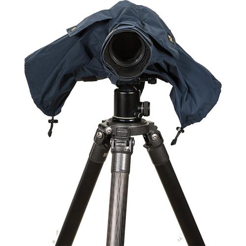 LensCoat RainCoat 2 Standard Camera Cover (Navy)