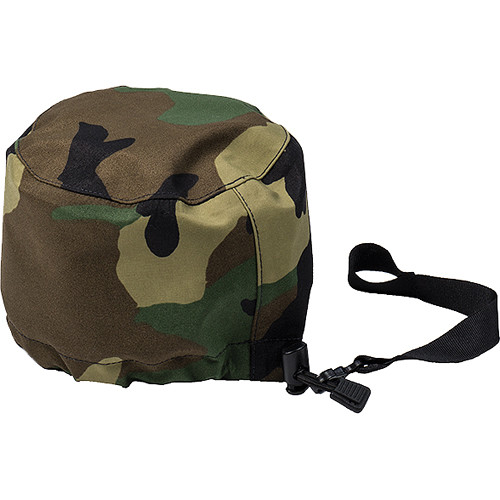 LensCoat RainCap Small (Forest Green Camo)