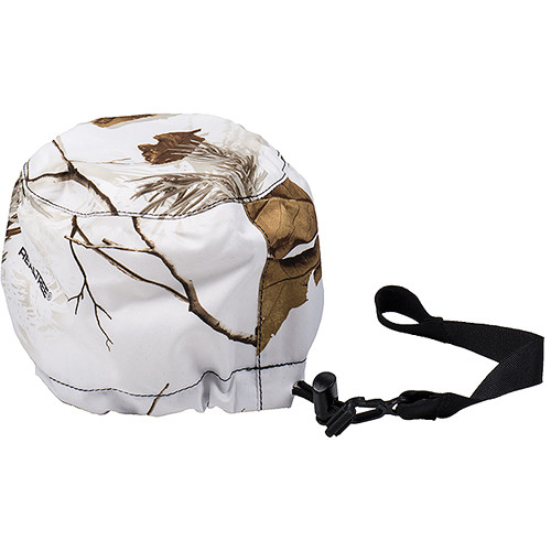 LensCoat RainCap Small (Realtree AP Snow)