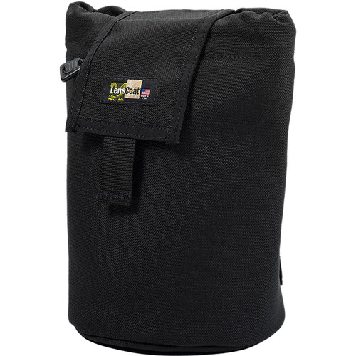 LensCoat Roll up MOLLE Pouch Large (Black)