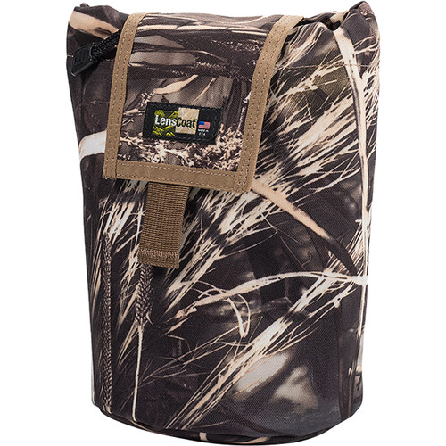 LensCoat Roll up MOLLE Pouch Large (Realtree Max4)