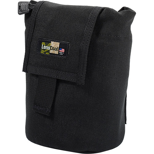 LensCoat Roll up MOLLE Pouch Medium (Black)