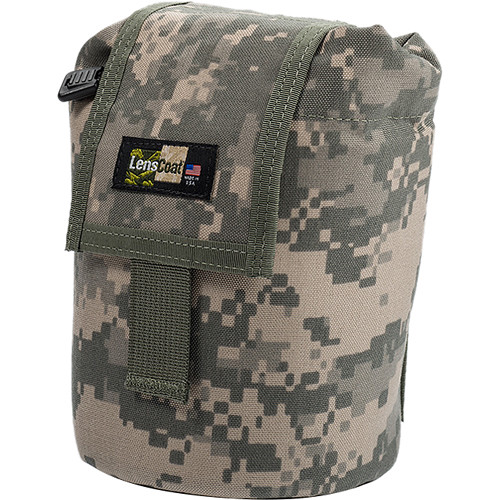 LensCoat Roll up MOLLE Pouch Medium (Digital Camo)