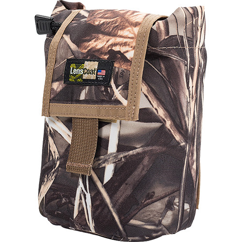 LensCoat Roll up MOLLE Pouch Medium (Realtree Max4)