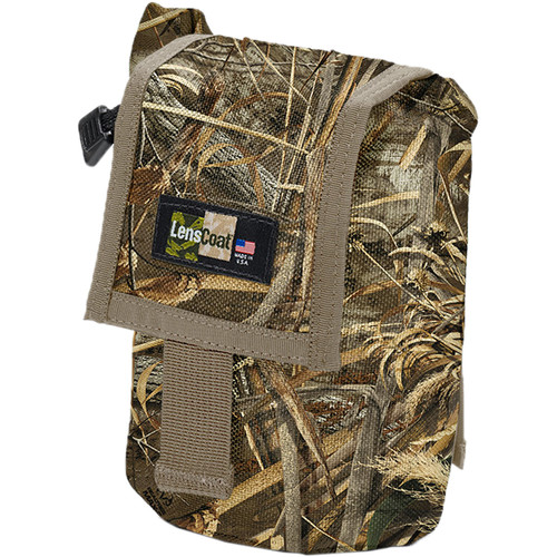 LensCoat Roll up MOLLE Pouch Small (Realtree Max5)