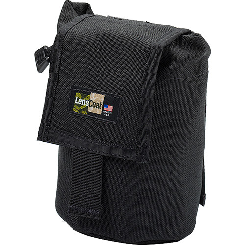 LensCoat Roll up MOLLE Pouch Small (Black)