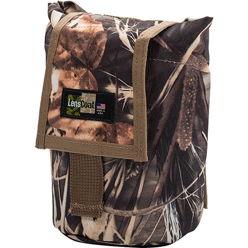 LensCoat Roll up MOLLE Pouch Small (Realtree Max4)
