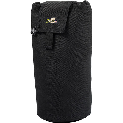LensCoat Roll up MOLLE Pouch Extra Large (Black)