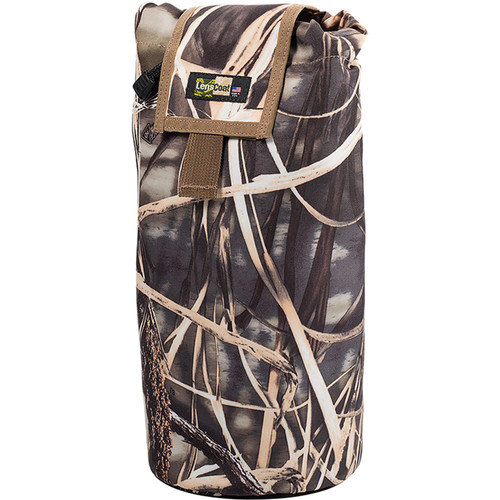 LensCoat Roll up MOLLE Pouch Extra Large (Realtree Max4)