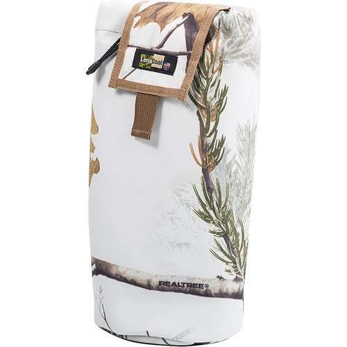 LensCoat Roll up MOLLE Pouch Extra Large (Realtree AP Snow)
