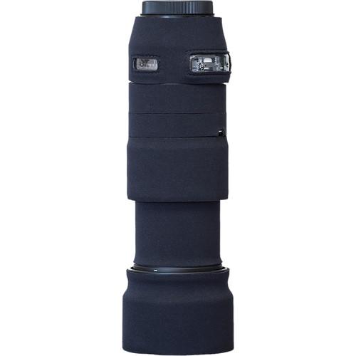 LensCoat Sigma 100-400mm f/5-6.3 DG OS HSM Lens Cover (Black)
