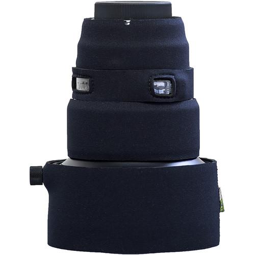 LensCoat Lens Cover for the Sigma 105mm f/1.4 DG HSM Art Lens (Black)