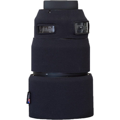 LensCoat LensCoat for Sigma 135mm f/1.8 DG Art Lens (Black)