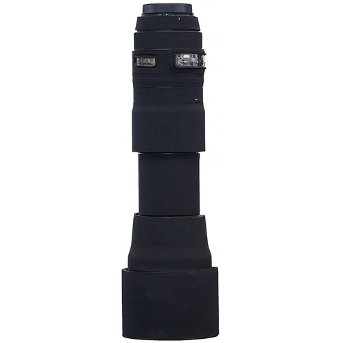 LensCoat Lens Cover for Sigma 150-600mm f/5-6.3 Contemporary Lens (Black)