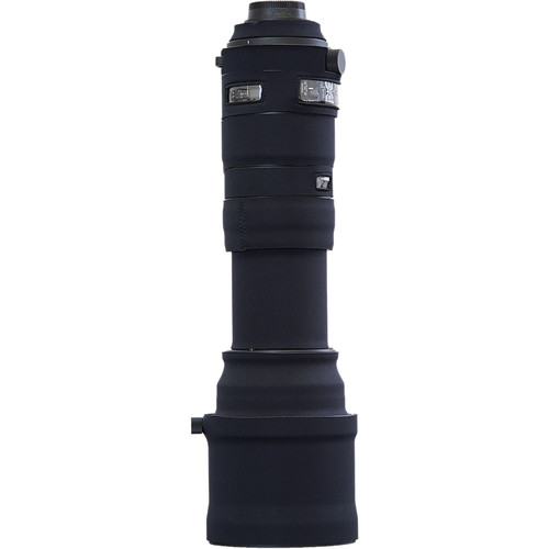 LensCoat Lens Cover for Sigma 150-600mm f/5-6.3 DG OS HSM Sports Lens (Black)