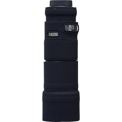 LensCoat Telephoto Lens Cover for Sigma 150mm Macro f2.8 EX DG OS HSM APO Lens (Black)