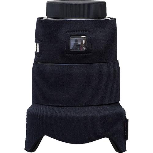 LensCoat Lens Cover for the Sigma 20mm f/1.4 DG HSM Art Lens (black)