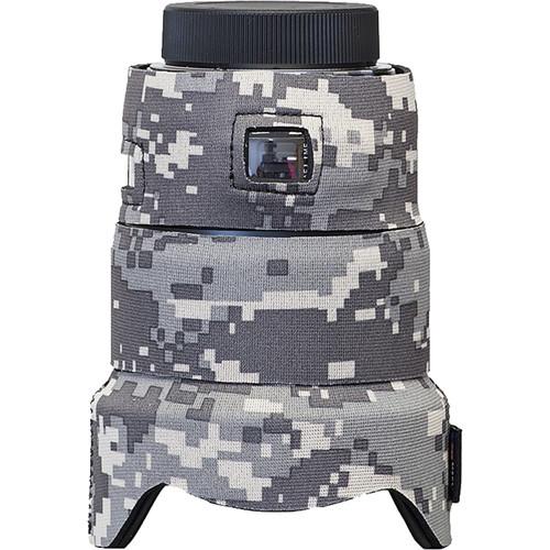 LensCoat Lens Cover for the Sigma 20mm f/1.4 DG HSM Art Lens (digital camo)