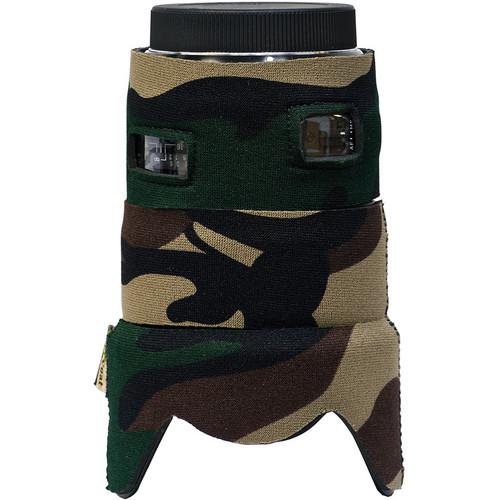 LensCoat Lens Cover for the Sigma 35mm f/1.4 DG HSM Lens (Forest Green)